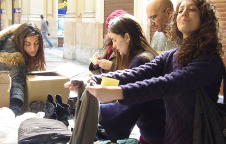 Baratto urbano a Torino