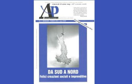 DA SUD A NORD. FELICI CREAZIONI SOCIALI E IMPRENDITIVE – il nuovo numero di A&P