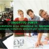 """progetto: """"Ponte tra mondo dell'istruzione e dell'autoimpresa"""" – inizio 28/10/2016"""