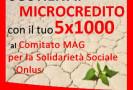 Il tuo 5×1000 al Microcredito