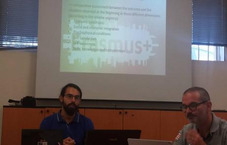 Erasmus+ incontro a Salonicco – Settembre 2017