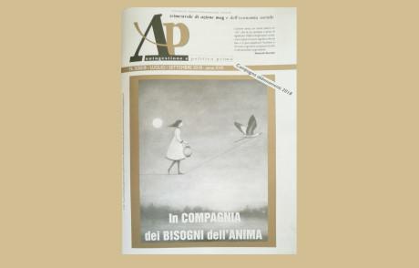 """""""In COMPAGNIA dei BISOGNI dell'ANIMA"""" – il nuovo numero di A&P"""