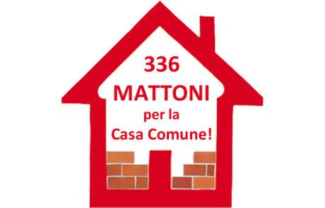 Grazie! 336 mattoni per la Casa Mag