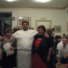 Le foto della cena di solidarietà!