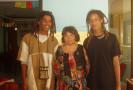 Incontro presso la Mag coi figli di Babacar M'Bow