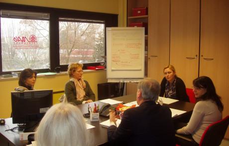 Nuovo incontro con i volontari del gruppo sul bilancio familiare