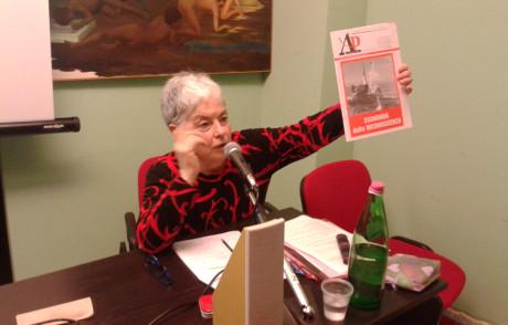 Luciana Talozzi: il Master in diretta
