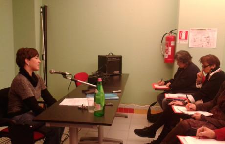 Lucia Vantini: il master in diretta!