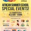 AFRICAN SUMMER SCHOOL—L'INAUGURAZIONE!!!