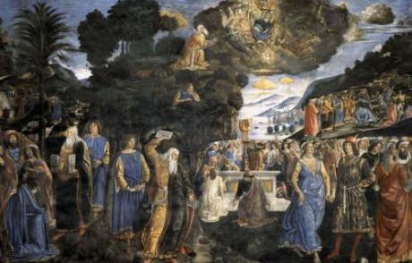 Le levatrici d'Egitto: puro dono è la dote della terra