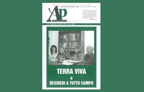TERRA VIVA e DESIDERI A TUTTO CAMPO – il nuovo numero di A&P