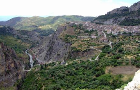 Fermata Calabria