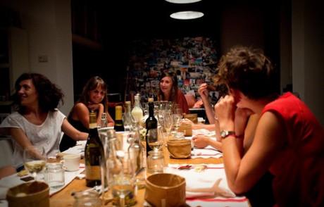 Home-restaurant mania