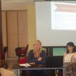 Lezione di Stefania Colmelet e Gemma Albanese